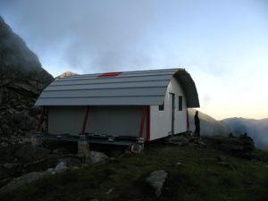 Nová refuge Fereastra