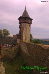 Husitská věž na Helfštýně