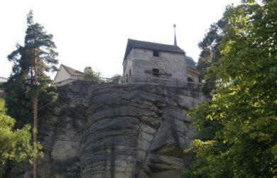 Kaple na hradě SLoup