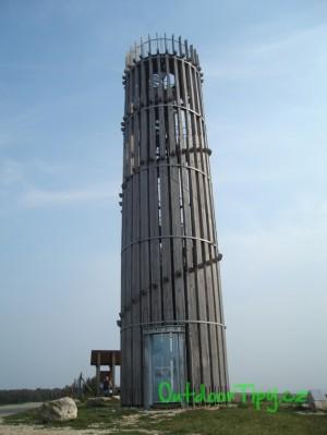 Akátová věž na Výhoně