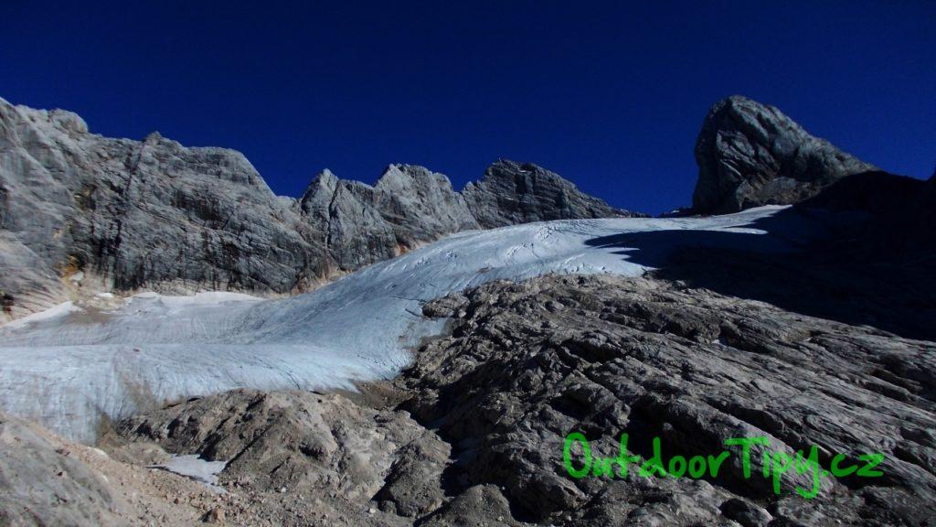 Dachstein a Velký Gosauský ledovec