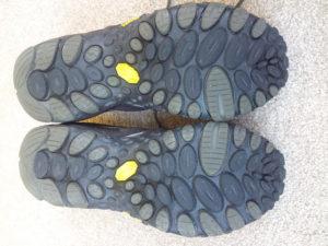 podrážka bot Merrell Chameleon II slam