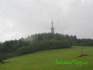 Mářský vrch na Šumavě