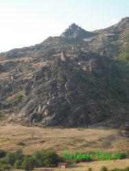 Babuna planina-úbočie