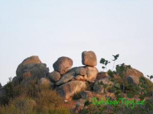 Babuna planina - úbočie