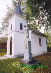 Kochavec- kaple Cyrila a Metoděje
