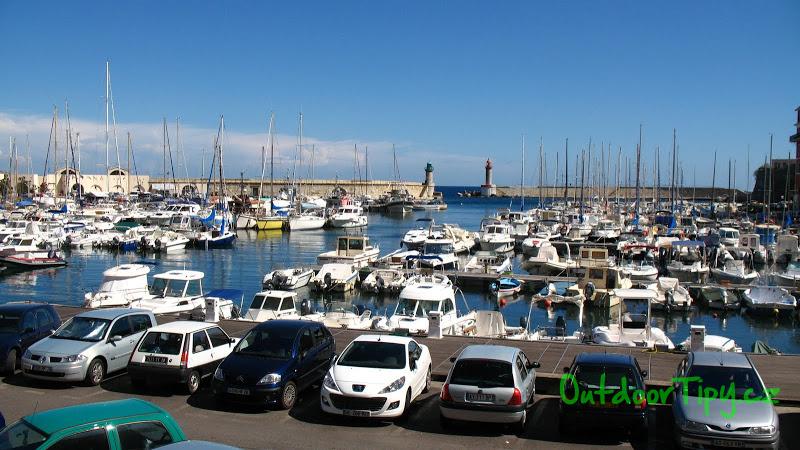 Bastia-přístav