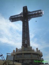 Kríž na hore Vodno