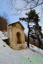 Kaplička u hradu Bezděz