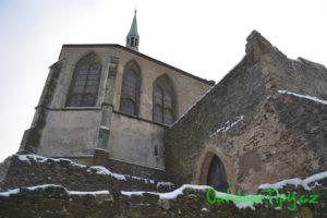 Hradní kaple na Bezdězu