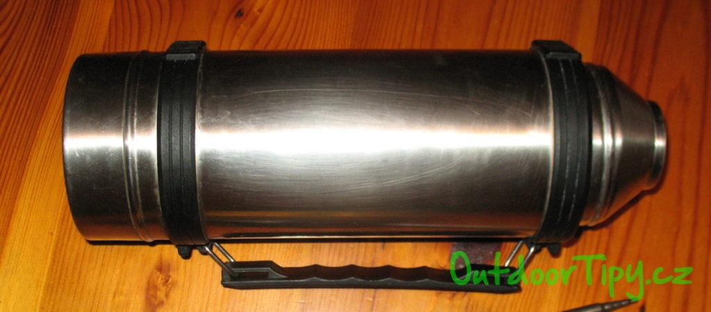 Termoska Isosteel o objemu 1 litr
