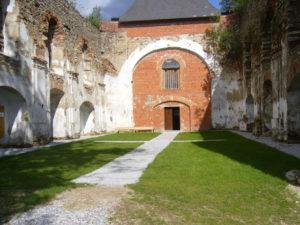 Pohoří na Šumavě - kostel
