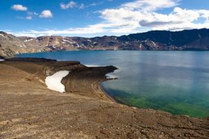 jezero Oskjuvatn