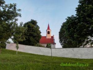 kostel sv. Barbory v Dubičkách