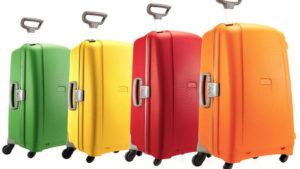 cestovní kufry samsonite