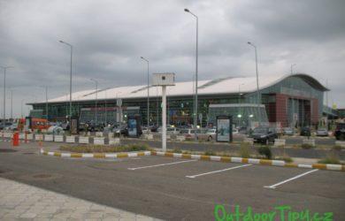 letiště ve Tbilisi