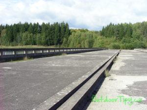 most u Borovska