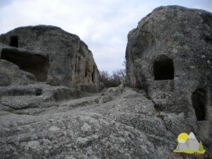 Skalní město Eski-Kermen