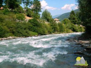řeka Noce