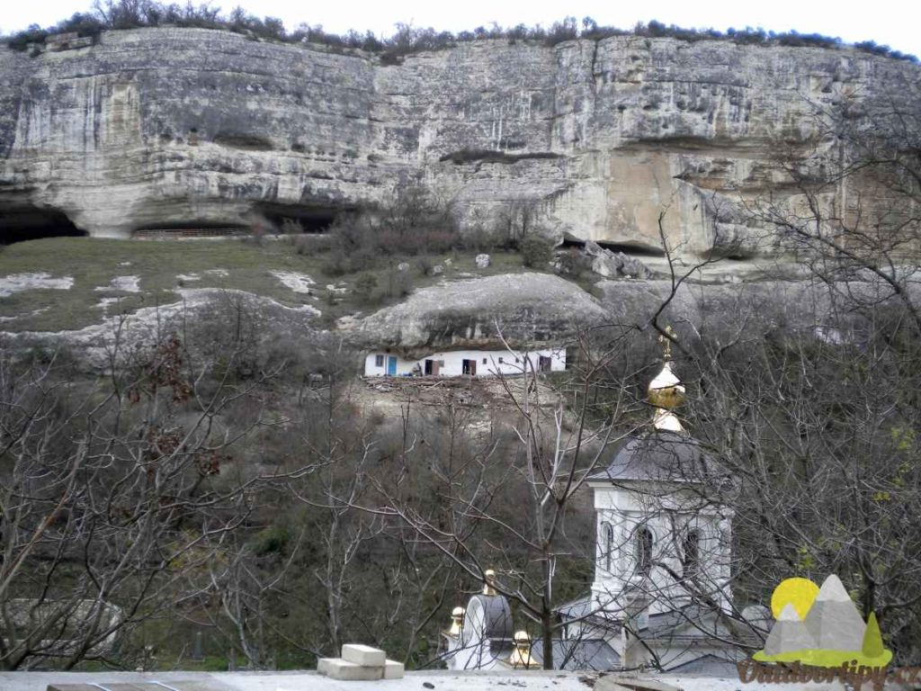 Skalní město na Krymu