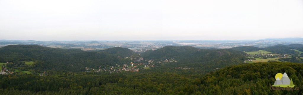 Pohled z Hvozdu