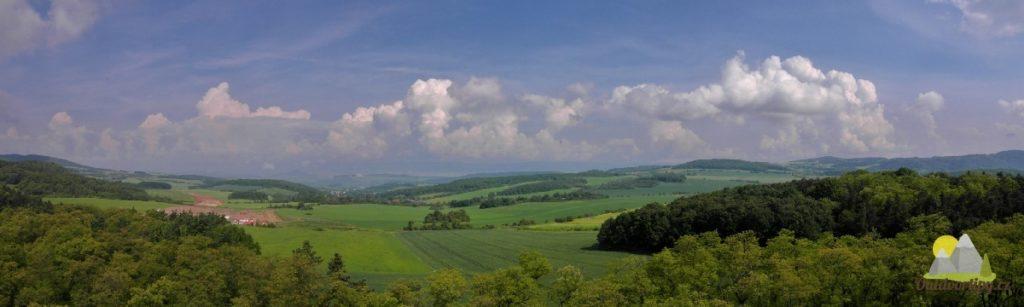 panoramatický výhled