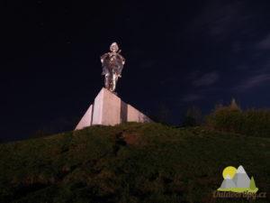 Terchová - socha Juraje Jánošíka