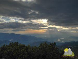 pohled z vrcholu Suchý