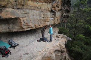 začátky mého lezení