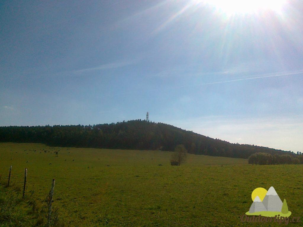 Rozhledna Veselý vrch u Mokrska