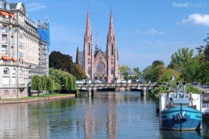 Alsasko - Štrasburk