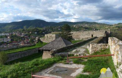 hrad Jajce