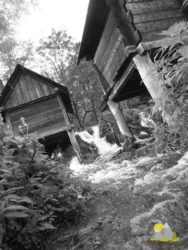 areál vodních mlýnků
