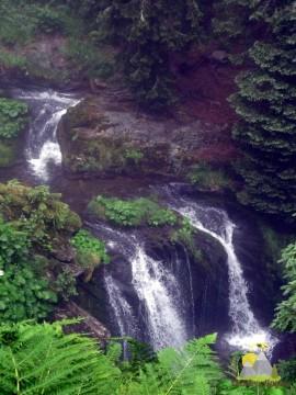 Vodopády Bílé Opavy