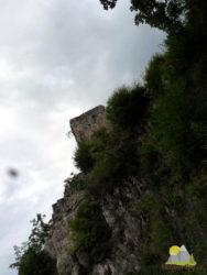 věž bývalé pevnosti Bobovac