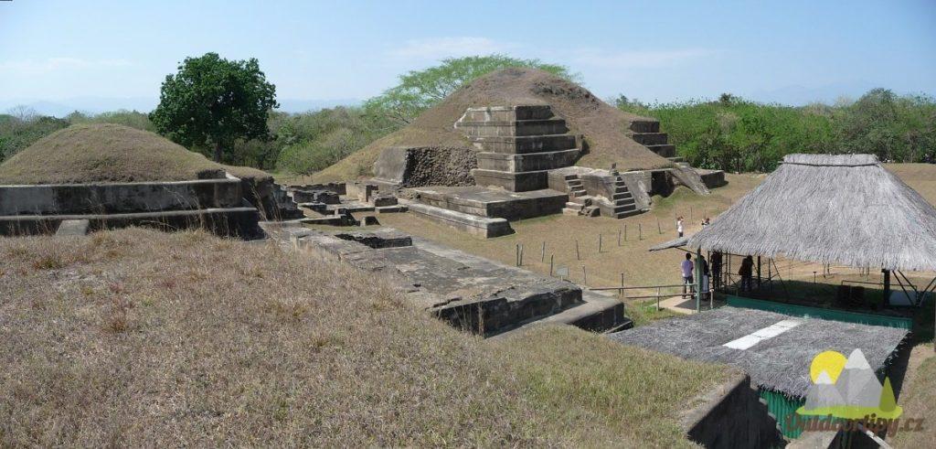 Archeologický park v San Andrés