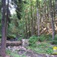Cesta k chatě Hanapetr