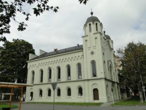 Krnov synagoga