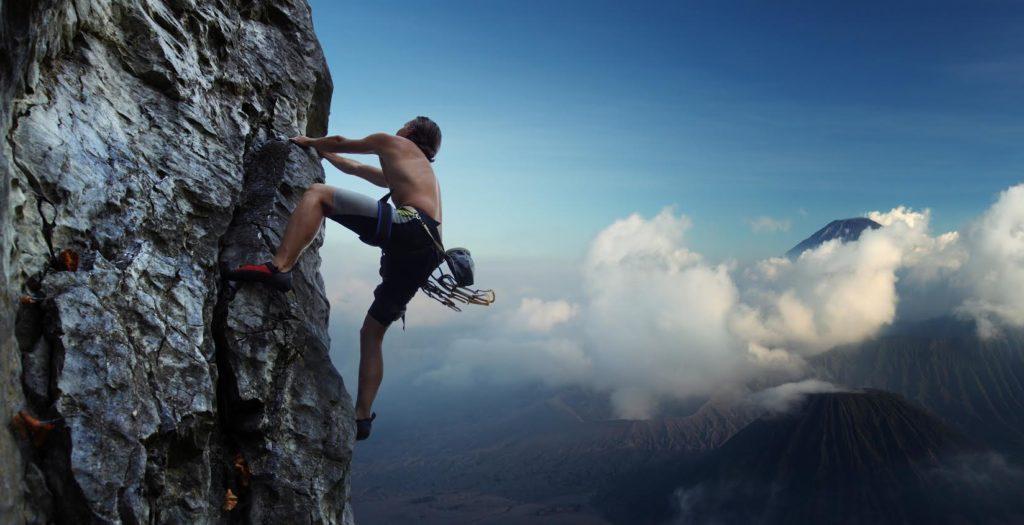 Jak začít s lezením v přírodě?