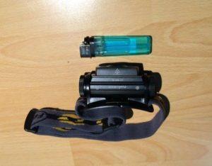 Porovnání HL60R a zapalovače