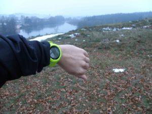 """hodinky Suunto Ambit 3 Run při """"používání"""""""