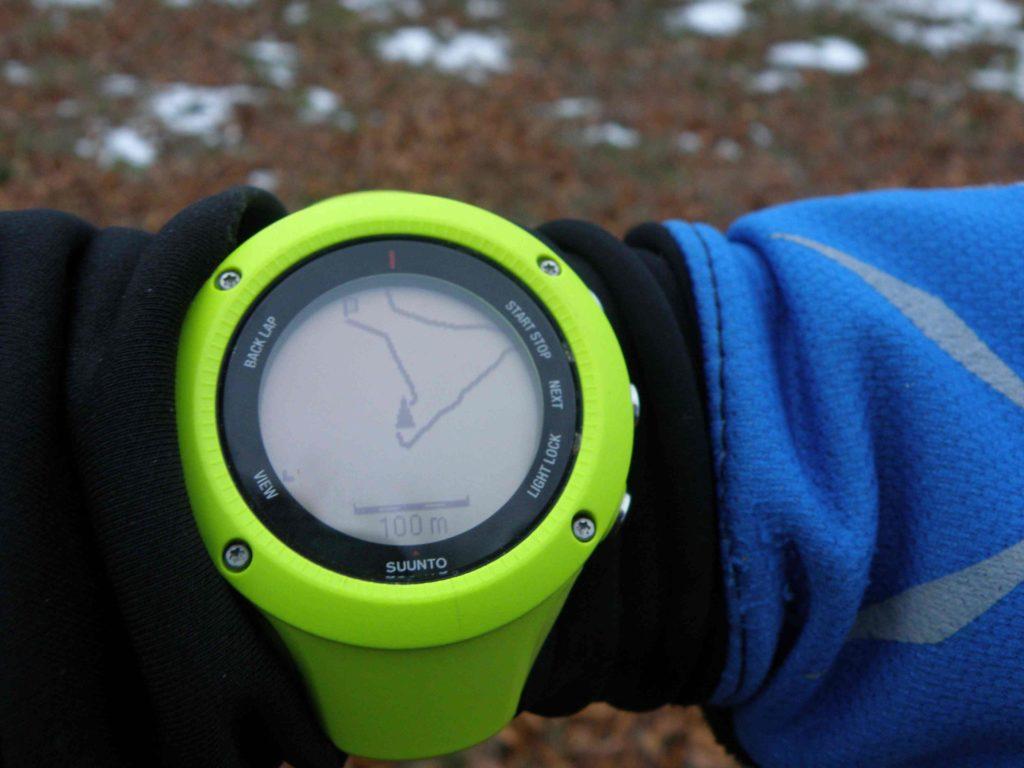 Recenzované Suunto Ambit 3 Run v limekově zelené barvě