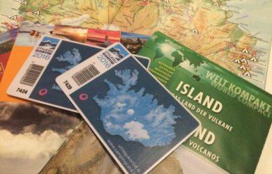 """Použijte na Islandu """"Camping Card"""" a ušetříte"""