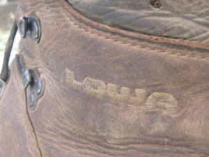 Detail loga Lowa