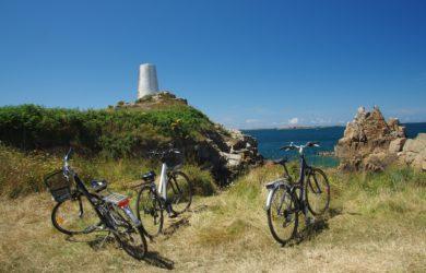Na kole Bretaní