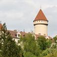 zámek Konopiště nedaleko Benešova