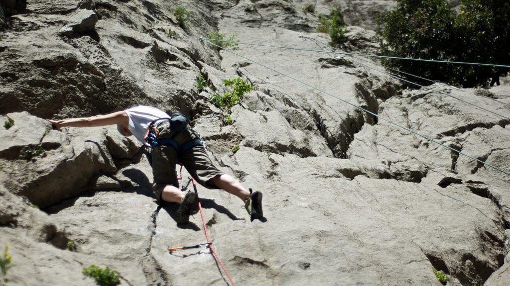 jak začít s lezením?