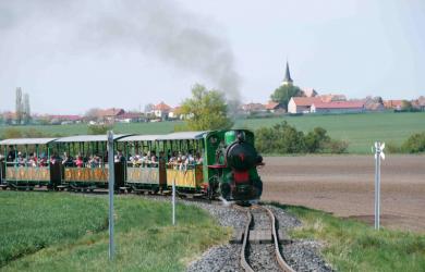 Kam s dětmi na výlet vlakem