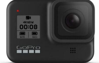Obrázek zobrazuje produkt GoPro HERO8 Black Edition