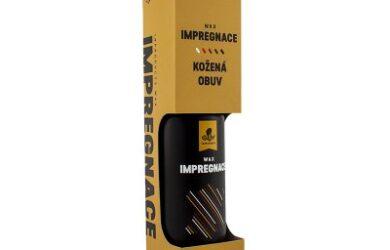 Obrázek zobrazuje produkt Inproducts Impregnace na koženou obuv 200 ml